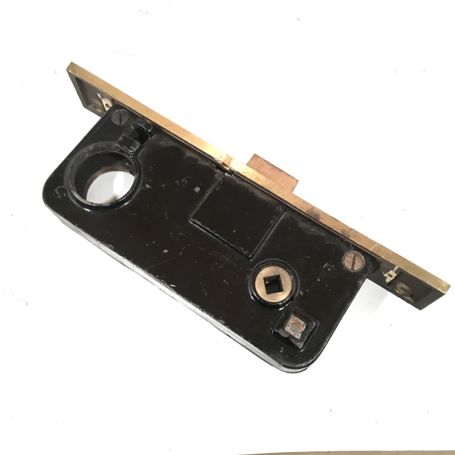 French Door Entry Mortise Lock W Shallow Backset