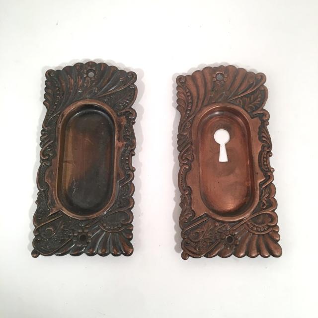 - Antique & Vintage Pocket Door Pulls