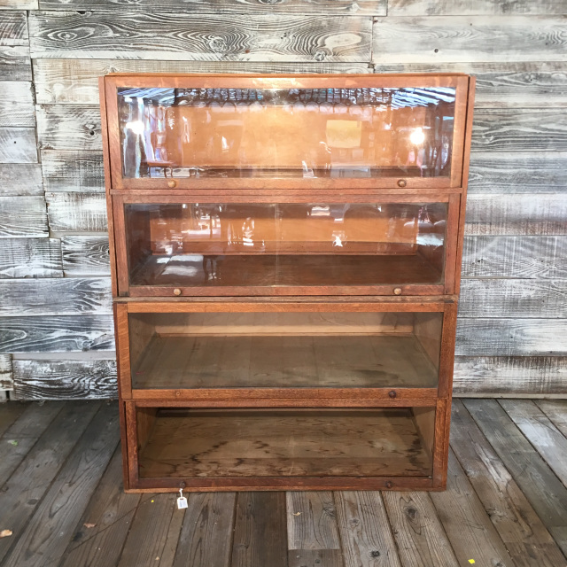 - Antique Lawyers Cabinet