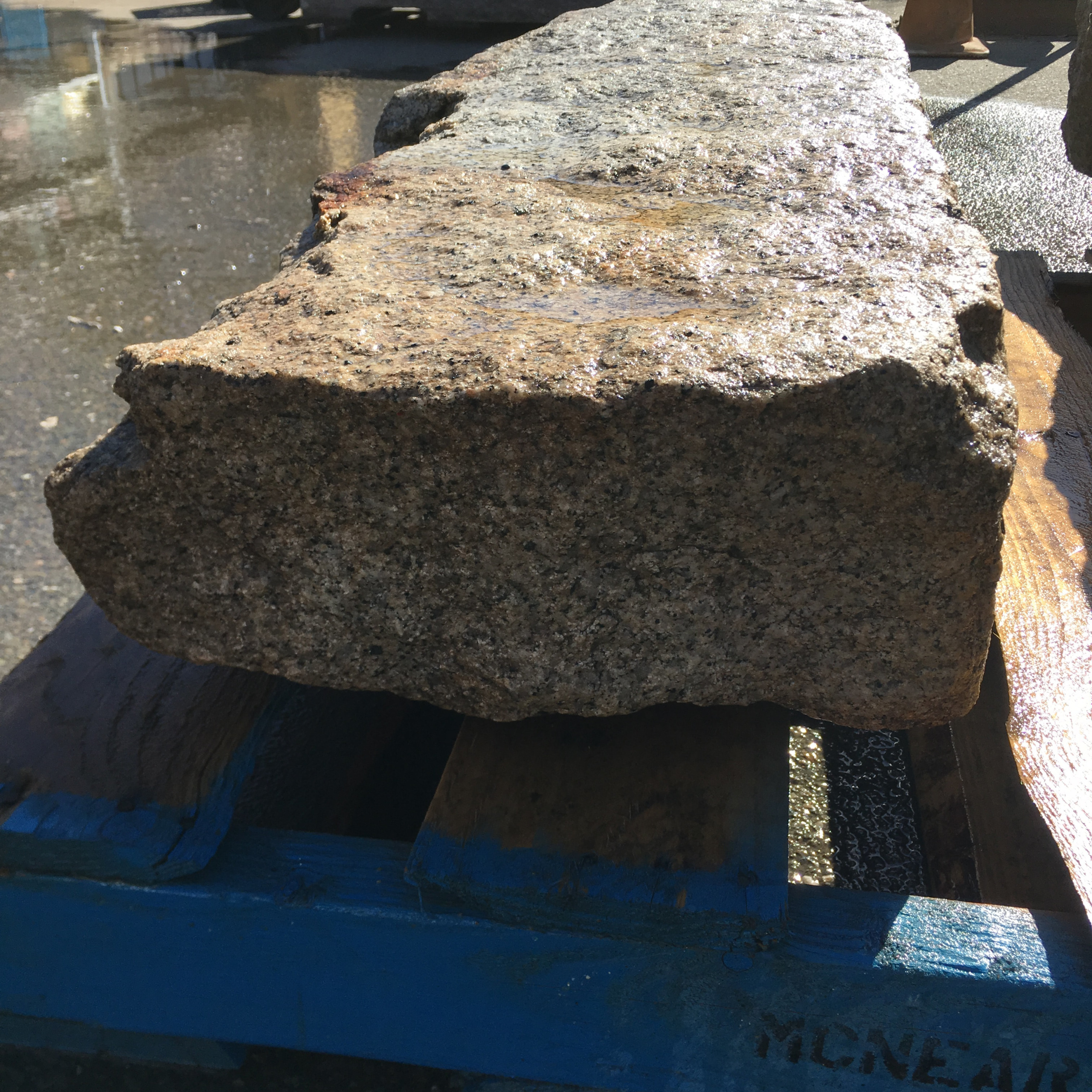 Rough Cut Granite Slabs