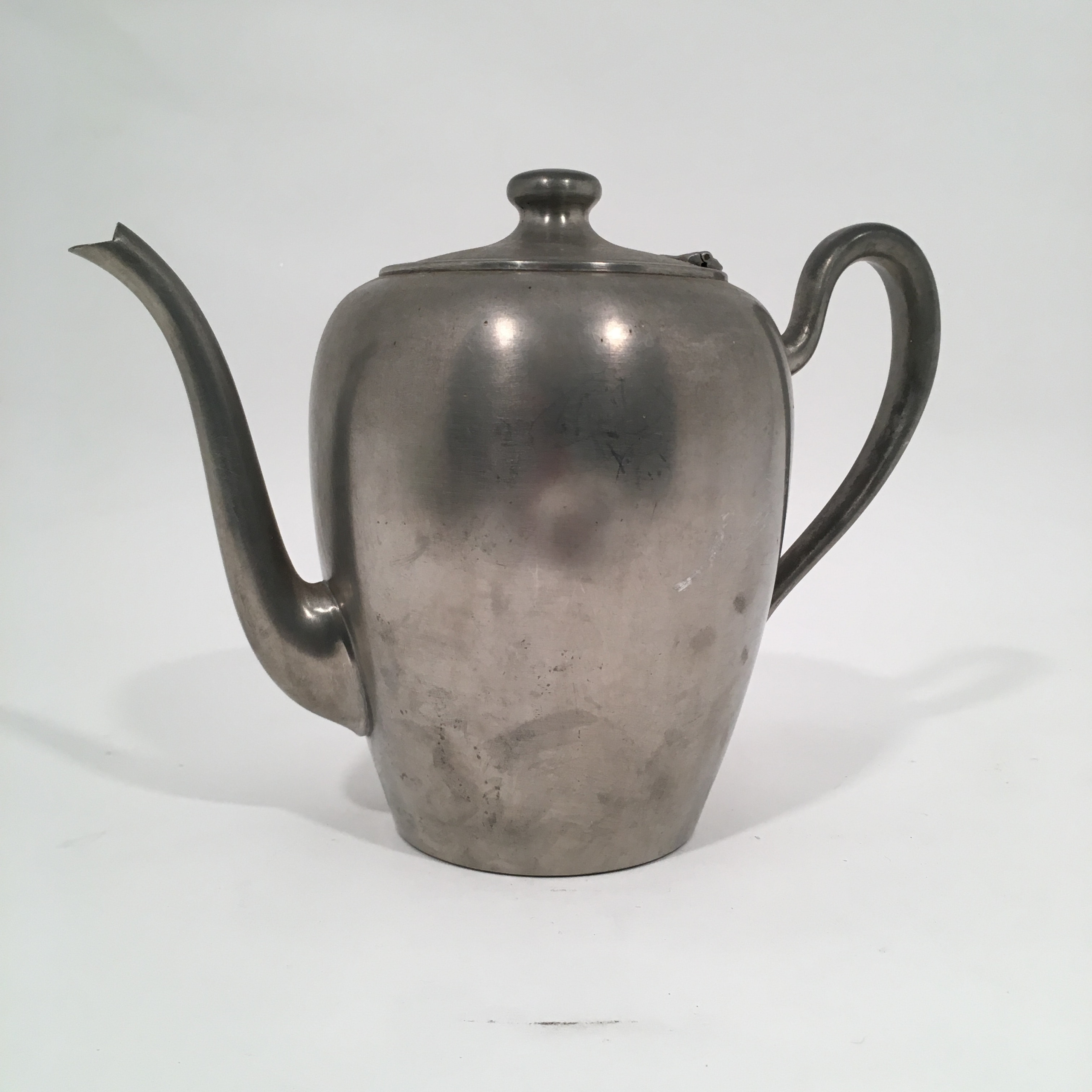Royal Solid Pewter Coffee Set