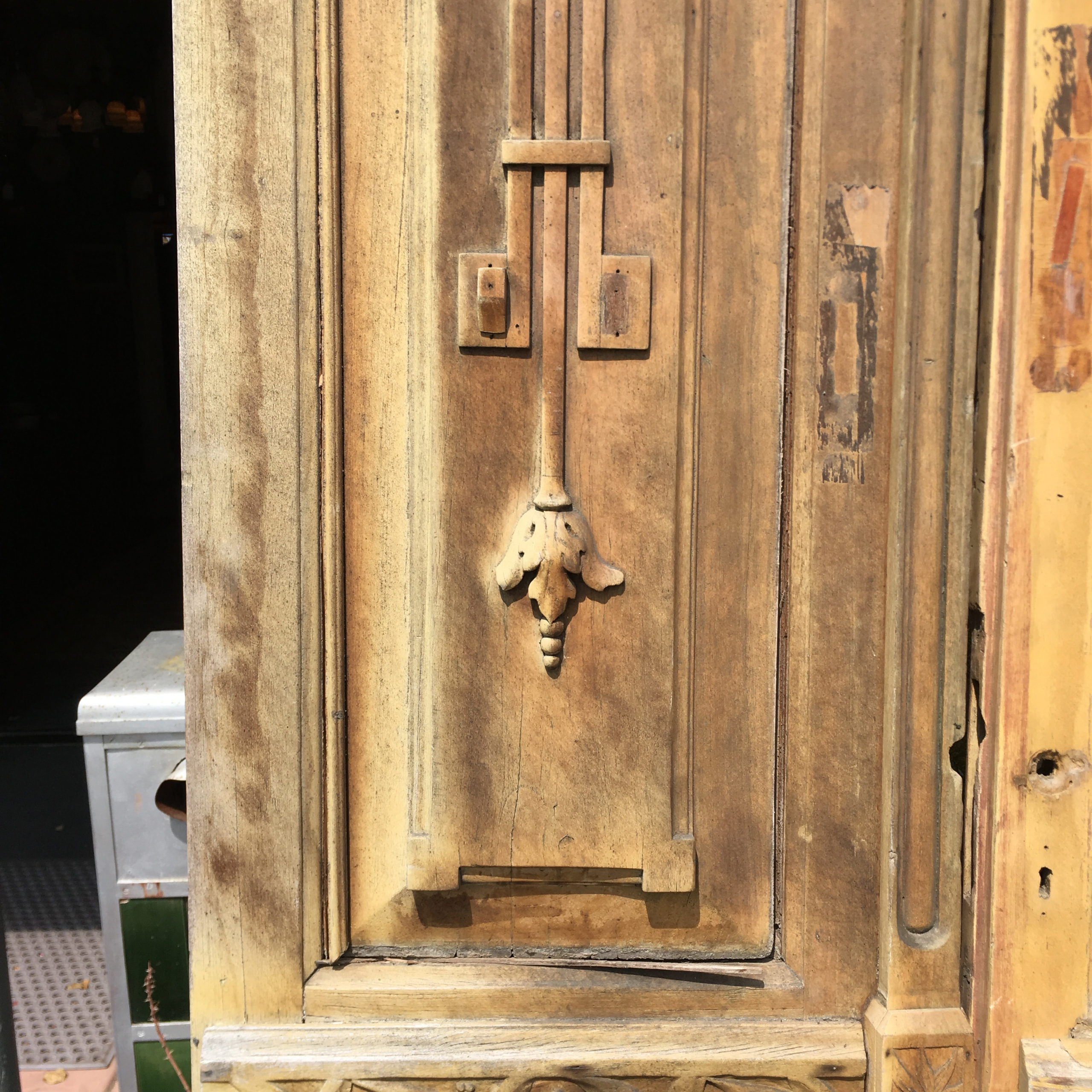 Argentinian Cedar Entry Doors SOLD